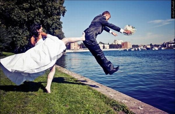 562Cele mai amuzante poze de nunta